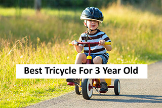 best-tricycle-for-3-year-old